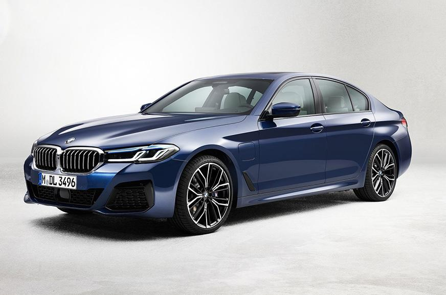 2021 bmw 5 series facelift image gallery