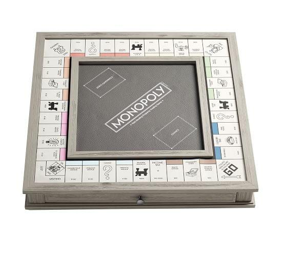 "<p>Take family game night up a thousand or so notches with a gorgeous <a href=""https://www.popsugar.com/buy/Monopoly-Luxury-Edition-502684?p_name=Monopoly%3A%20Luxury%20Edition&retailer=potterybarn.com&pid=502684&price=229&evar1=moms%3Aus&evar9=26086224&evar98=https%3A%2F%2Fwww.popsugar.com%2Fphoto-gallery%2F26086224%2Fimage%2F46771376%2FMonopoly-Luxury-Edition&list1=holiday%2Cgift%20guide%2Cparenting%20gift%20guide%2Ckid%20shopping%2Choliday%20living%2Choliday%20for%20kids&prop13=api&pdata=1"" rel=""nofollow"" data-shoppable-link=""1"" target=""_blank"" class=""ga-track"" data-ga-category=""Related"" data-ga-label=""https://www.potterybarn.com/products/monopoly-luxury-edition/"" data-ga-action=""In-Line Links"">Monopoly: Luxury Edition</a> ($229) that your squad will cherish for years to come. </p>"