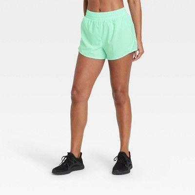 """<p><strong>All in Motion</strong></p><p>target.com</p><p><strong>$16.00</strong></p><p><a href=""""https://www.target.com/p/women-39-s-mid-rise-run-shorts-3-34-all-in-motion-8482-mint-m/-/A-81062812"""" rel=""""nofollow noopener"""" target=""""_blank"""" data-ylk=""""slk:Shop Now"""" class=""""link rapid-noclick-resp"""">Shop Now</a></p><p>These mid-rise shorts feature reflective detailing, a comfy underwear liner, a hidden secure pocket and side pockets, and are quick-drying for a so-cool *and* safe run.</p>"""