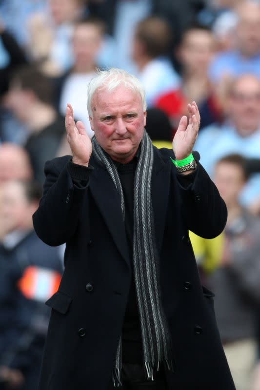 Former Manchester City stalwart Pardoe, youngest-ever player, dead at 73