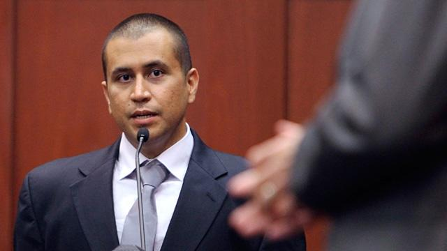 George Zimmerman's Reenactment of Trayvon Martin Shooting