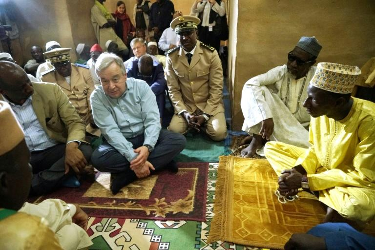 UN Secretary-General Antonio Guterres has said the security situation in the Sahel continues to deteriorate