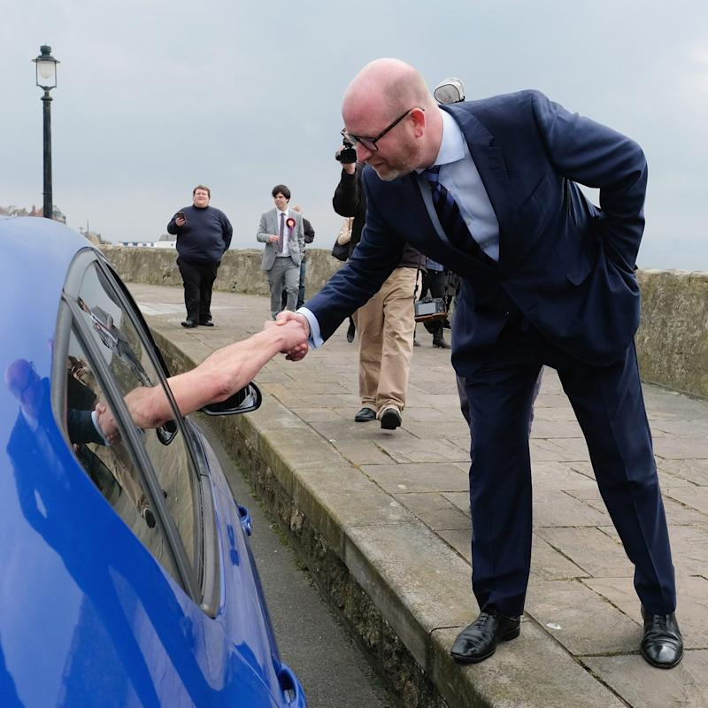 Paul Nuttall - Credit: Getty Images Europe