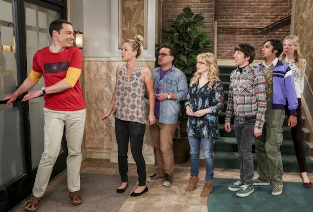 The Big Bang Theory is saying goodbye