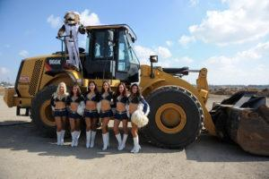 Los Angeles Rams Stadium Groundbreaking