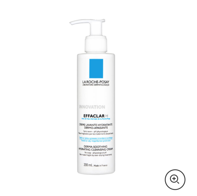 La Roche-Posay Effaclar H Hydrating Cleansing Cream