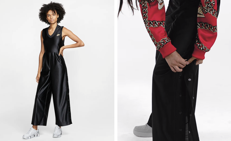 Nike jumpsuit. (PHOTO: Nike)