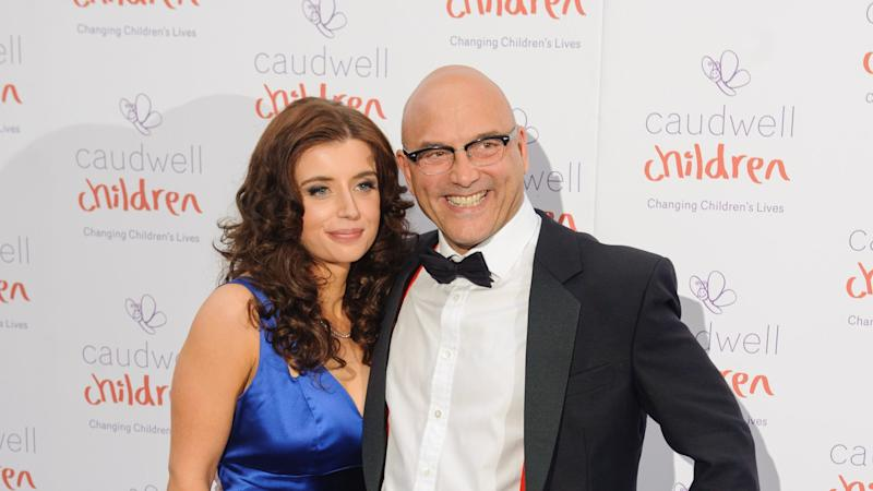 Our big age gap is just a number, says Gregg Wallace's wife Anna