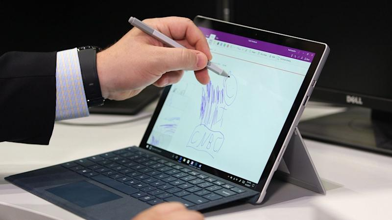 Don't buy Microsoft (MSFT) Surface tablet