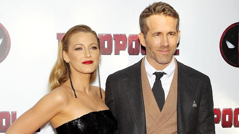 Blake Lively & Ryan Reynolds Donate $1M to Food Banks
