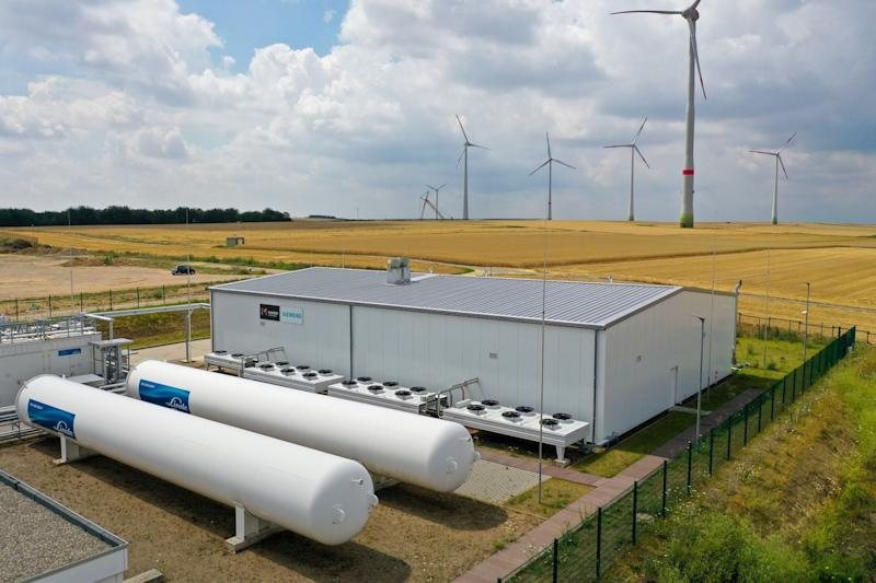 Cheap Wind Power Could Boost Green Hydrogen, Morgan Stanley Says