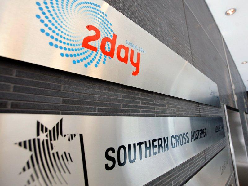 Southern Cross shares fall 5.8%