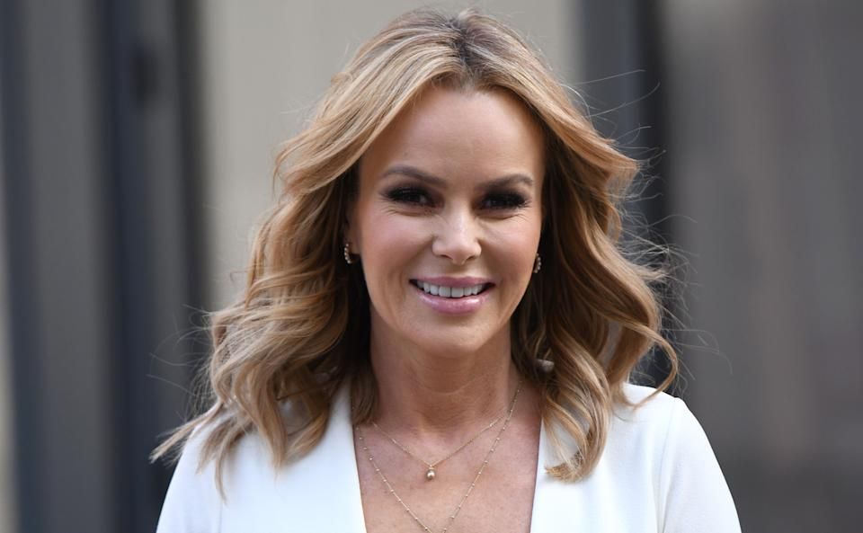 Amanda Holden has said she has attempted to join the Mile High Club. (PA)