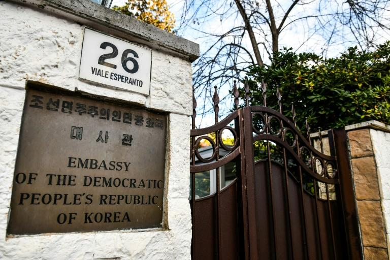 N. Korean diplomat who fled Rome defected to South: MP