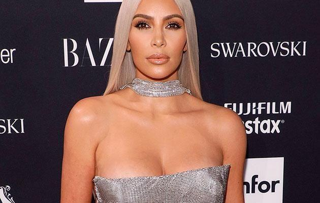 Kim spoke openly on 'Keeping Up With The Kardashians' about her reservations in using a surrogate after her doctor told her it would be too dangerous for her to fall pregnant again. Source: Getty