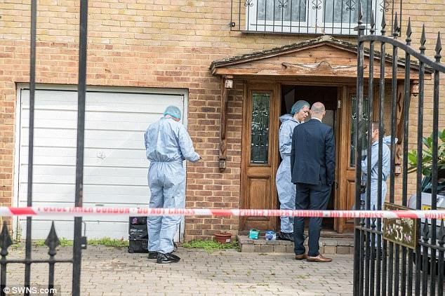 Arshid allegedly took the victims to the £1.5million house he was renovating. (SWNS)