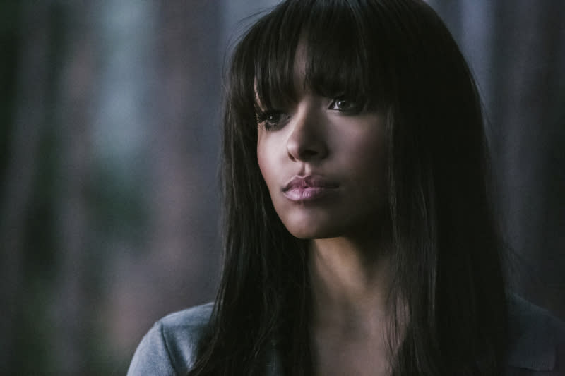 """The Walking Dead"" -- Kat Graham as Bonnie"