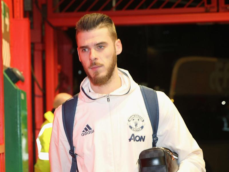 David de Gea looks increasingly likely to leave Manchester United this summer: Getty