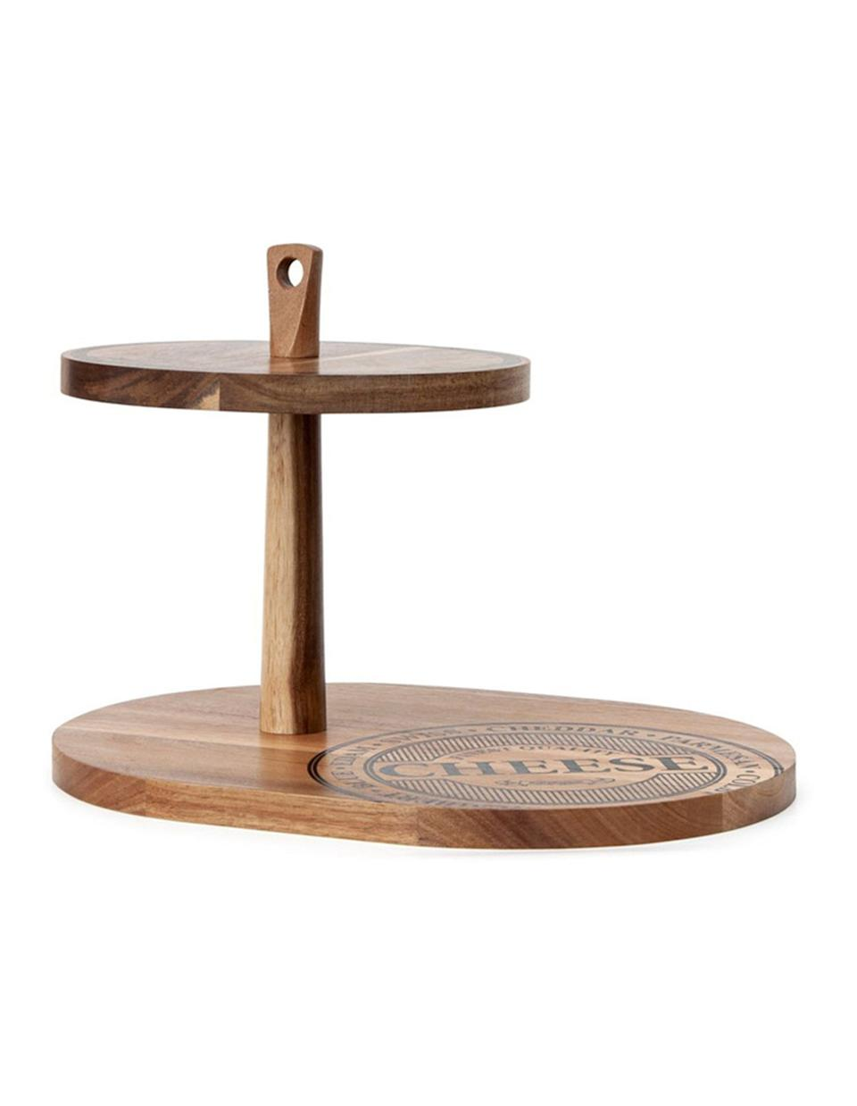 Salt&Pepper Fromage Serving Stand - 2 Tier, $49.97 from Myer. Photo: Myer.