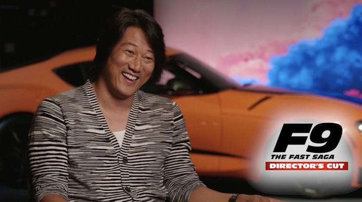 Sung Kang F9 Justice for Han