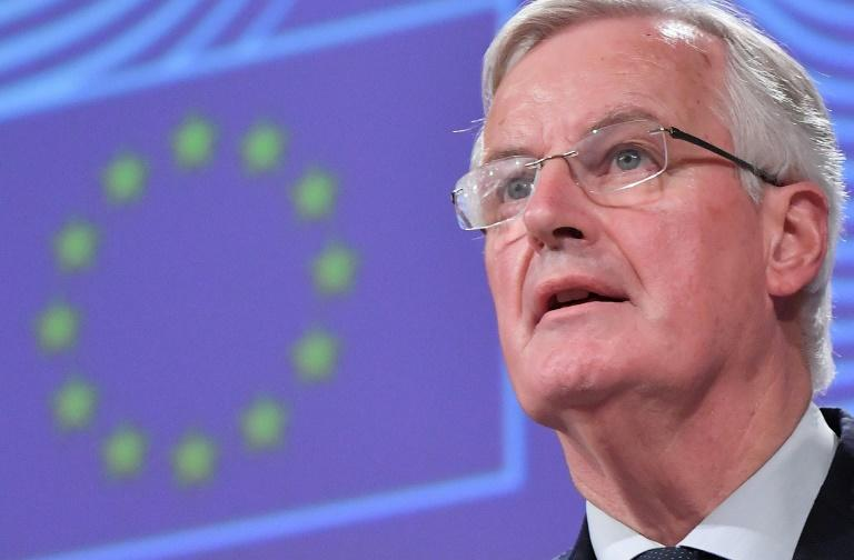 "The European Union's chief Brexit negotiator Michel Barnier said the two sides had crucially found the right formula to avoid a ""hard"" Irish border"