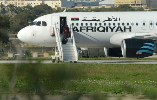 Alleged hijackers of Libyan plane appear in Malta court