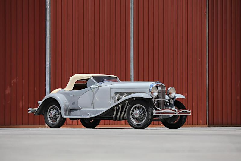 a 1935 duesenberg ssj widely accepted as one of the greatest cars ever made has sold for 22m making it not just the most expensive american car sold at