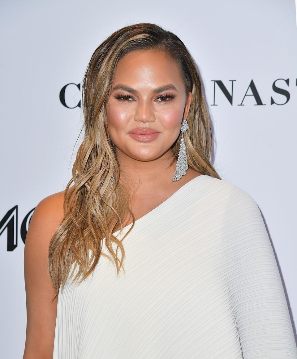 Chrissy Teigen (Photo: ANGELA WEISS via Getty Images)