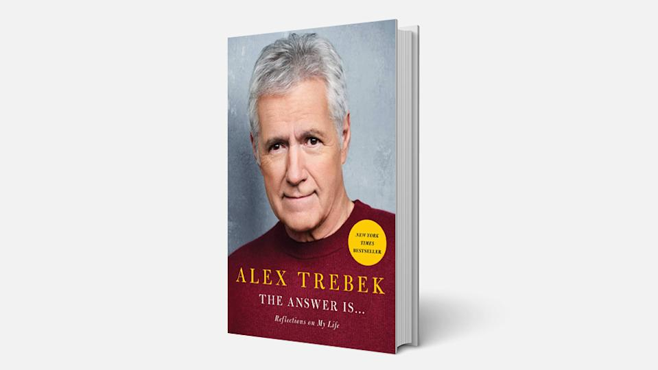 'The Answer Is: Reflections on My Life' by Alex Trebek