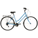 """<p><a class=""""link rapid-noclick-resp"""" href=""""https://go.redirectingat.com?id=127X1599956&url=https%3A%2F%2Fwww.halfords.com%2Fbikes%2Fhybrid-bikes%2Fapollo-cafe-womens-hybrid-bike---16in-19in-frames-566759.html&sref=https%3A%2F%2Fwww.womenshealthmag.com%2Fuk%2Fgym-wear%2Fg32740535%2Fbest-bikes%2F"""" rel=""""nofollow noopener"""" target=""""_blank"""" data-ylk=""""slk:CHECK STOCK"""">CHECK STOCK</a></p><p><strong>Price:</strong> £160 </p><p>If you're looking for an affordable bike that doesn't compromise on quality, then look no further. This Apollo bike rings in at under £200 while offering a smooth ride and a durable, reliable frame that's great as a weekend bike or for short commutes. It's an easy, upright bike with a comfortable padded saddle and a step-through frame for easy access. </p><p><strong>Number of gears: </strong>6 </p><p><strong>Frame: </strong>Apollo steel hybrid step-through</p><p><strong>Back in stock: </strong>August</p>"""