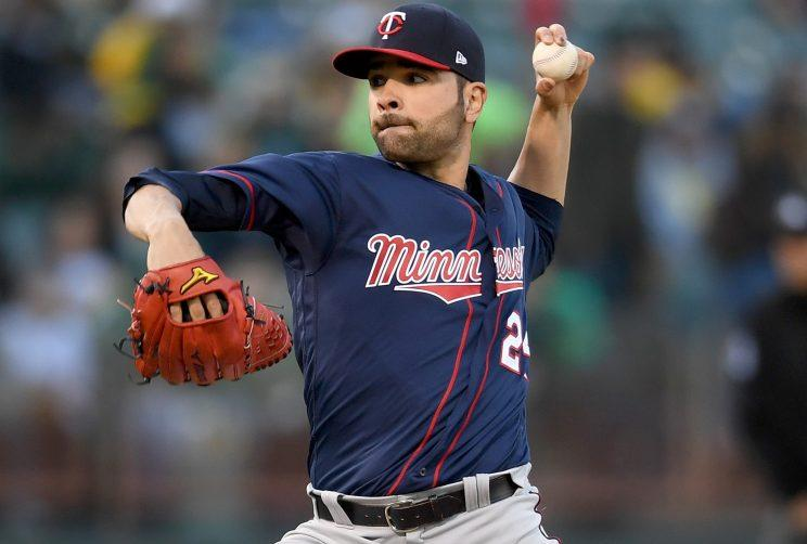 Jaime Garcia didn't last long with the Twins. (Getty Images)