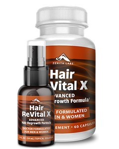 Hair Revital X Review: Ryan Shelton's hair growth formula really worth buying? Read more about supplement, ingredients, system, shark tank, price and customer reviews about hair revital x supplement.