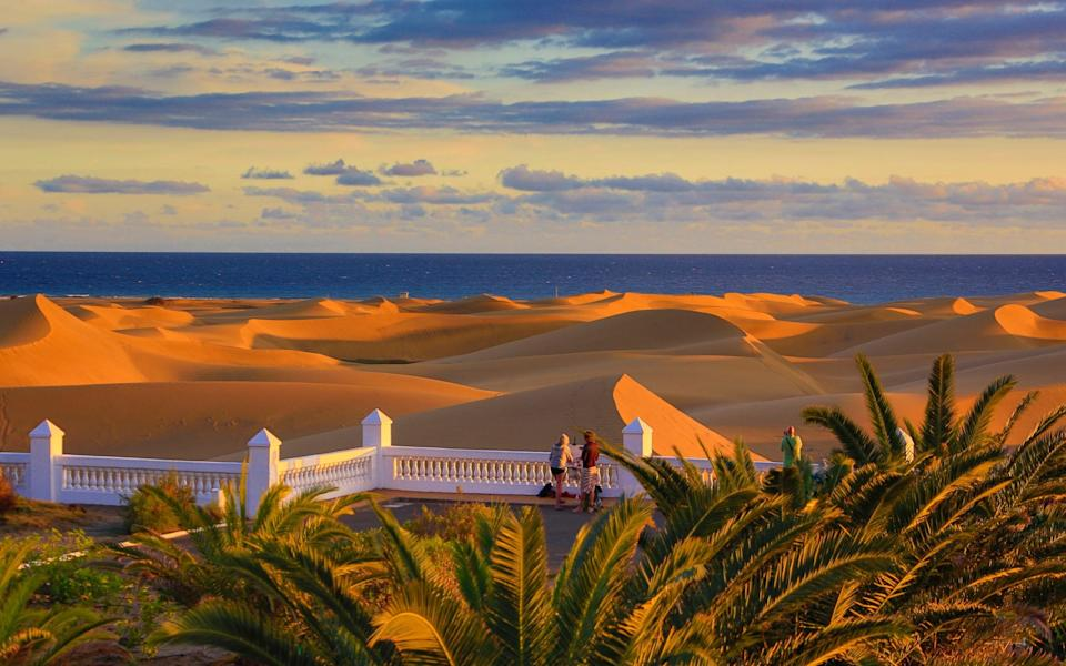 Maspalomas - Getty