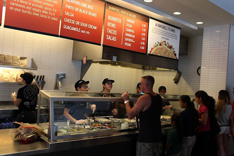 Now There's Another Reason for Investors to Worry About Chipotle