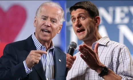 Vice President Joe Biden will face off against Rep. Paul Ryan in the vice-presidential debate on Oct. 11.