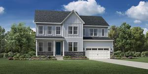 Rendering of Toll Brothers Denver home design in Knightdale Station