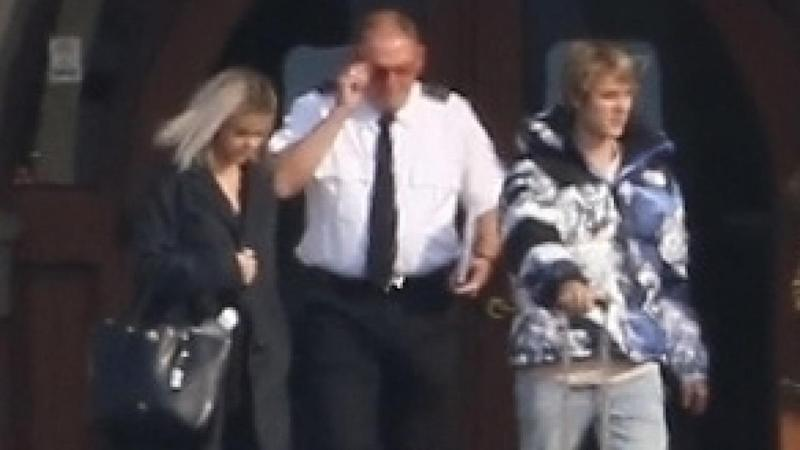 Justin Bieber and Selena Gomez Jet Off Together On Private Plane