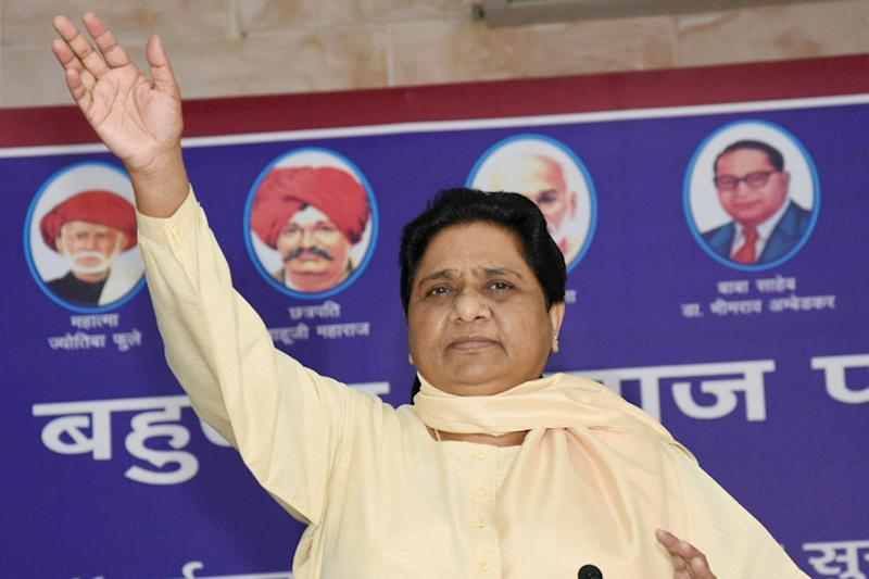 At Mayawati's Birthday Party, a Plan to Reach out to Opposition Parties