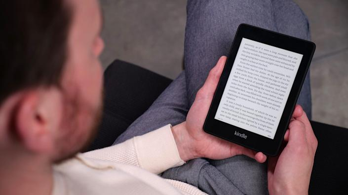 Best tech gifts 2021: Amazon Kindle Paperwhite