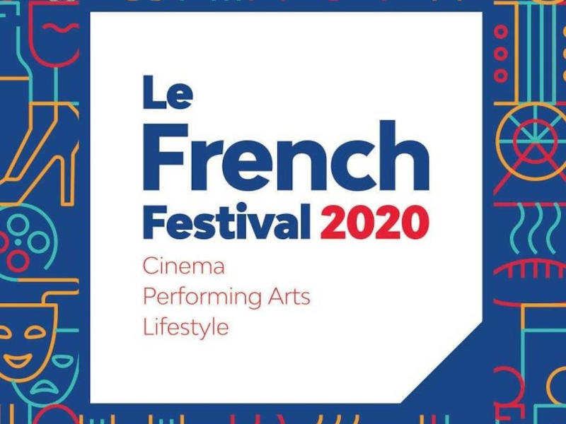 Le French Festival 2020 was supposed to be held from this March to April.