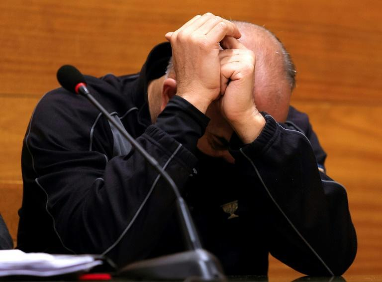 """Argentine golfer Angel """"Pato"""" Cabrera was sentenced to two years prison for assaulting his partner"""