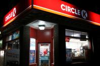A Circle K shop is pictured in Toronto