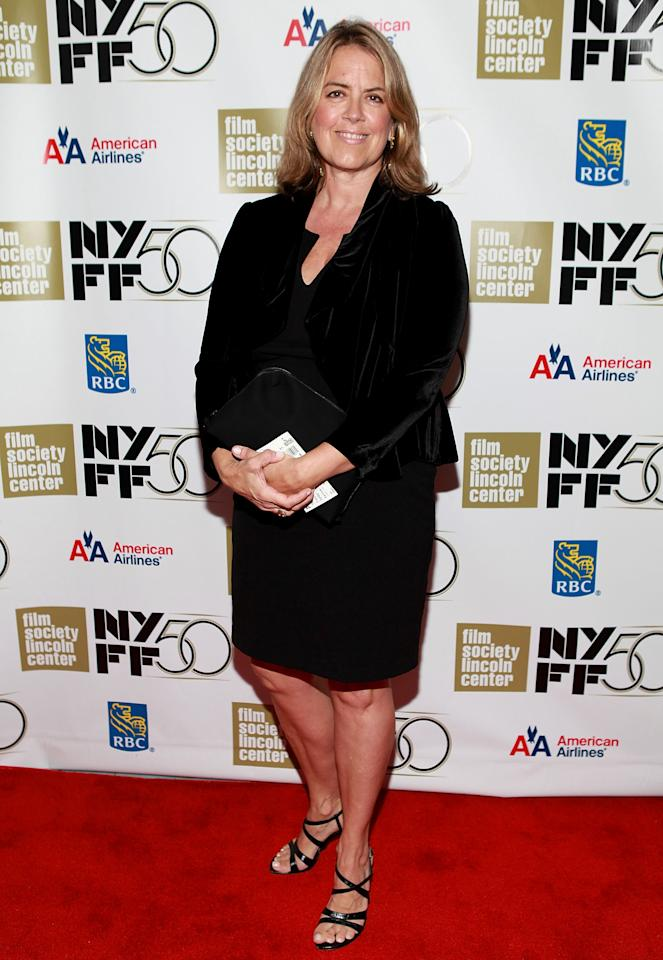 """NEW YORK, NY - SEPTEMBER 30:  Marina Zenovich attends the """"Frances HA"""" - Gala Presentation - 50th New York Film Festival at Alice Tully Hall on September 30, 2012 in New York City.  (Photo by Robin Marchant/Getty Images)"""
