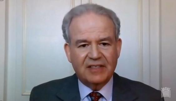 Conservative MP Julian Lewis (PA)