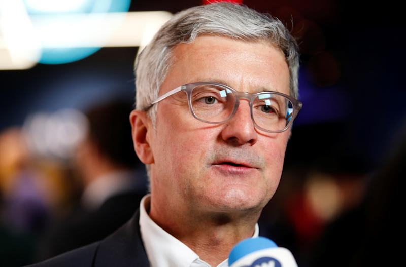 Former Audi CEO Stadler charged over Dieselgate scandal