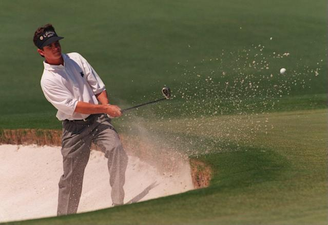 <p>Making his Masters debut in 1995, Henninger showed zero rookie nerves through three days with a 70 and pair of 68s. Tied with Ben Crenshaw in Sunday's final group, Henninger stumbled out of the gate with a 39, ultimately finishing eight shots behind Crenshaw for the green jacket.</p>