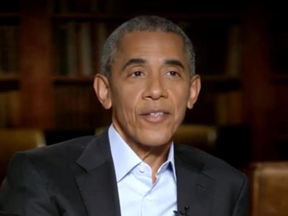 Barack Obama on The Late Show (CBS/TheLateShow)