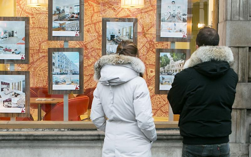 The stamp duty cut has fallen flat in the capital, say analysts