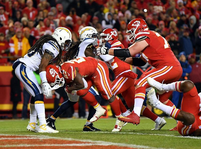 Chargers vs. Chiefs Live Stream