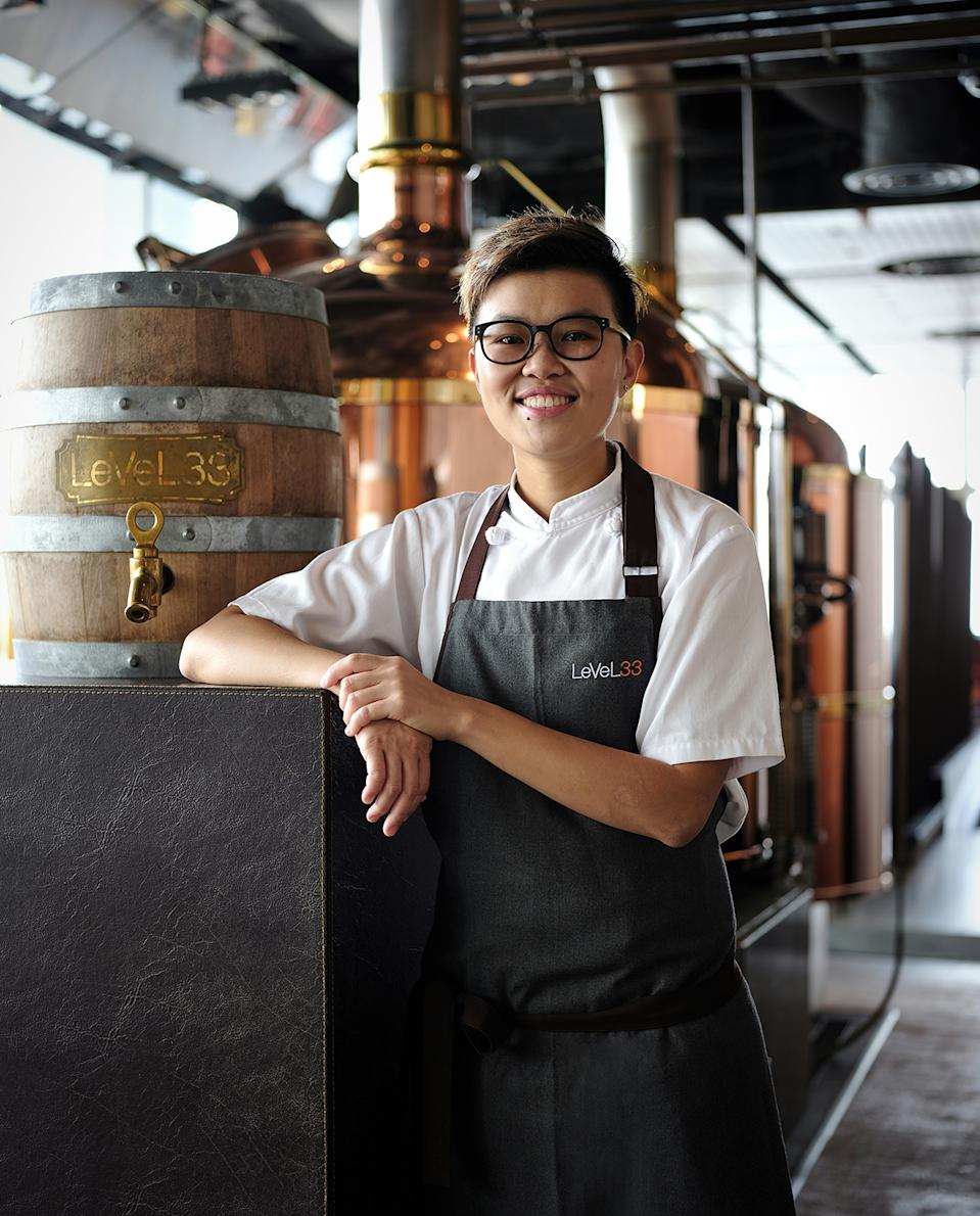 Chef ArChan Chan, LeVel33. (PHOTO: LeVel33)